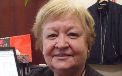 Linda – Volunteer Coordinator
